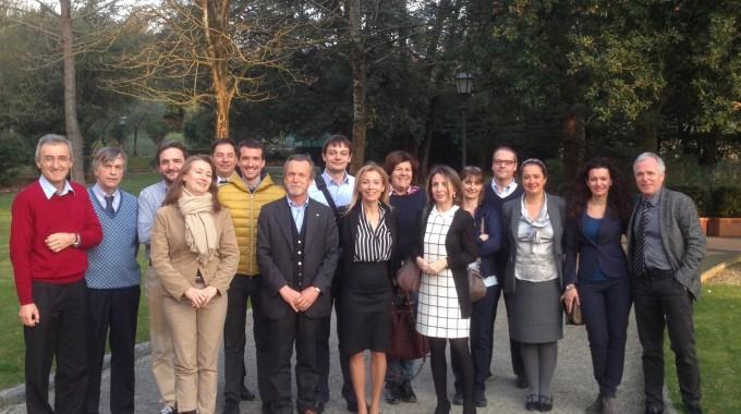 IL Gruppo Dei Partecipanti Al Convegno