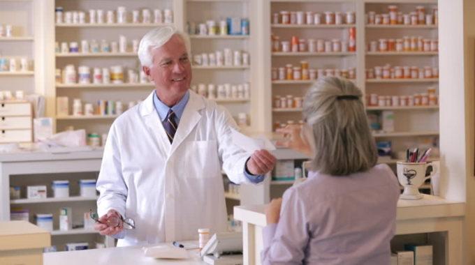 487526564 Farmacista Farmacia Ricetta Farmaco